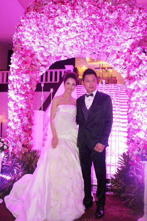 6 đám cưới xa hoa nhất của sao Việt năm 2012