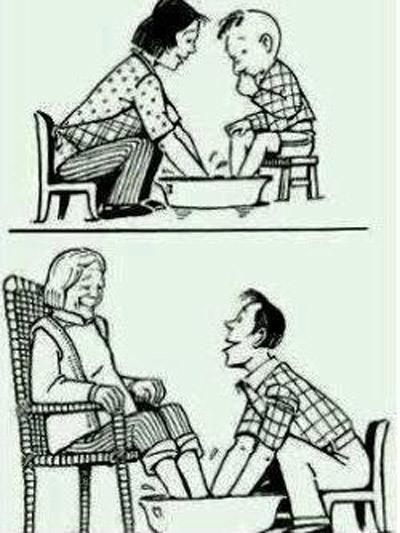 hãy luôn ghi nhớ, trân trọng công ơn dưỡng dục của mẹ
