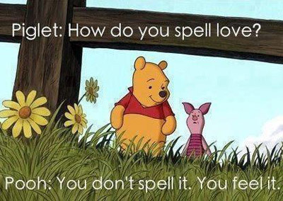 """- Bạn đánh vần từ """"yêu thương"""" như thế nào?"""