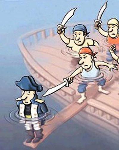 Đôi khi người ta chỉ nghĩ đến việc dìm ng khác, nhưng lại ko nghĩ đến hoàn cảnh của mình hiện tại :)