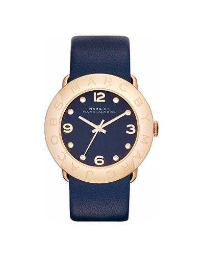 Mã SP 264662 - Marc by Marc Jacobs 'Amy' Leather Strap Watch .Giá : 6,28 triệu đồng.