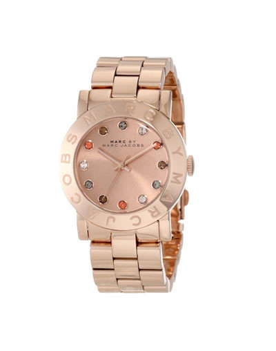 Mã SP 259034 Marc by Marc Jacobs Rose Gold Ion Plated Stainless Steel Bracelet . Giá: 7,74 triệu đồng.