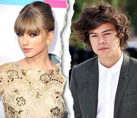 Taylor Swift và Harry Styles.