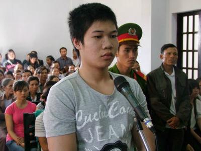 Phan Minh Quốc Vương bị tuyên án tù chung thân cho hành động của mình.