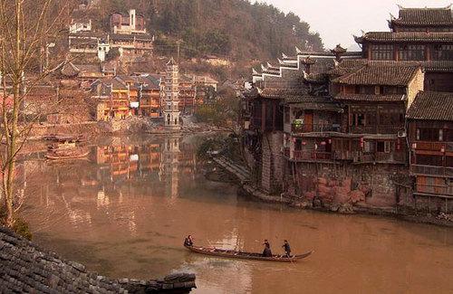 Những cổ trấn đẹp như tranh ở Trung Quốc