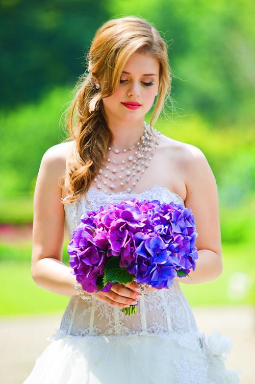 Đám cưới phong cách khu vườn cổ tích