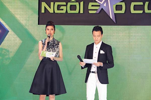 Cặp đôi Thu Hằng, Lương Mạnh Hải tiếp tục là MC