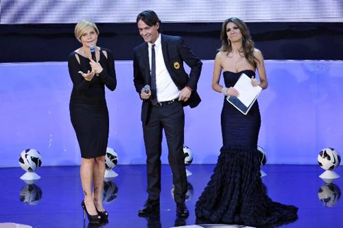 Câu chuyện tình đẹp lãng mạn kéo dài gần 5 năm giữa Filippo Inzaghi và người mẫu kiêm MC xinh đẹp Alessia Ventura đã chấm dứt nhưng giữa hai người vẫn còn lại tình bạn.