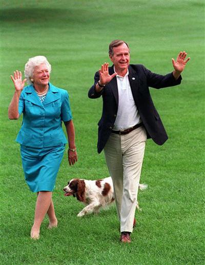Vợ chồng Tổng thống