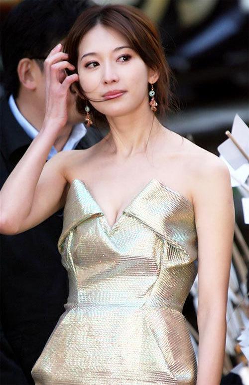 Nữ diễn viên Lâm Chí Linh.