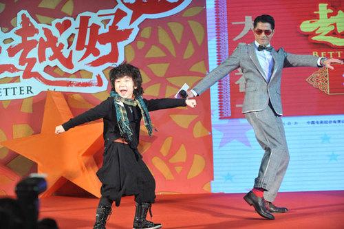 Những điệu nhảy của cặp đôi được khán giả tán thưởng nhiệt liệt.