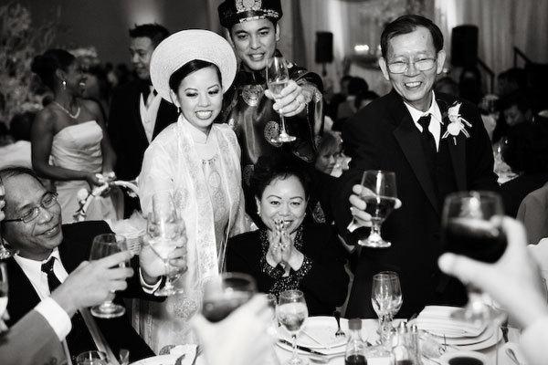 đám cưới có khuynh hướng văn minh ngày càng xuất hiện nhiều. Ảnh minh họa: Gcanali.