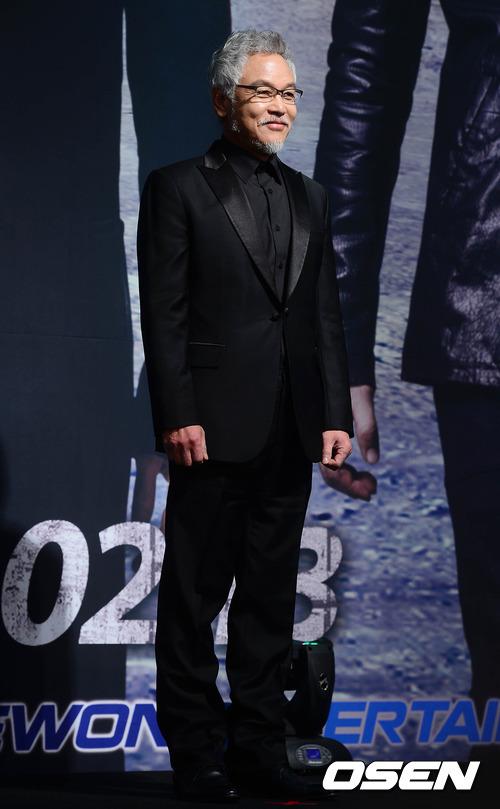 """""""Iris 2"""" đánh dấu sự trở lại của nhân vật Baek San, người từng là Cục trưởng NSS nhưng lại là"""