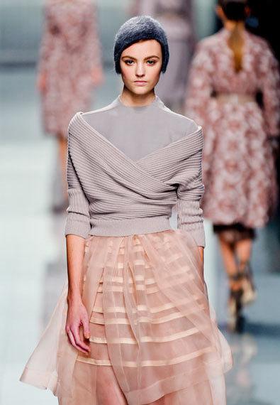 Áo thiết kế bởi Christian Dior.