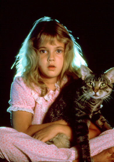 """Vai chính trong """"Cat's Eye"""" năm 1988."""