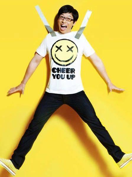MC quốc dân: Yoo Jea Suk