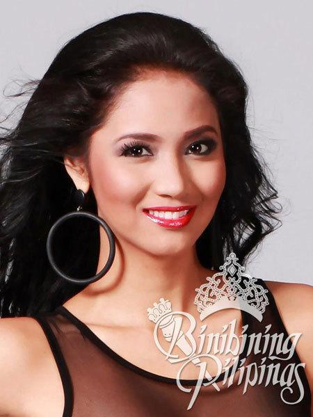 Đại diện Philippines tại Hoa hậu Siêu quốc gia - Elaine Kay Tancio Moll.