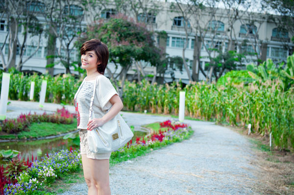 Sau đám cưới với chú rể Việt kiều cách đây 3 tháng, Tố Như chia sẻ những hình ảnh cô