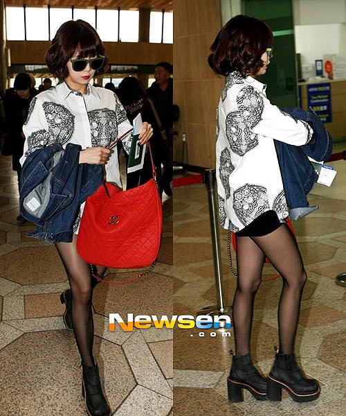 4 minute HyunA