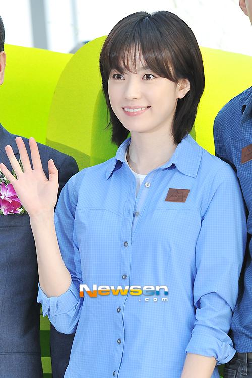 Han Hyo Joo xinh đẹp, cuốn hút.