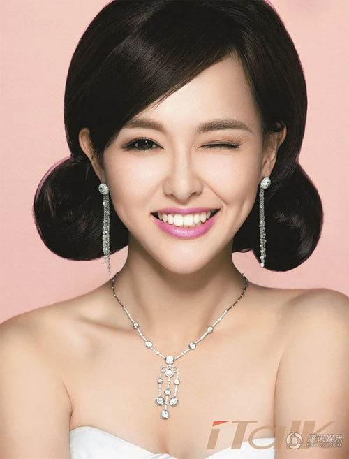 Đường Yên, gương mặt đẹp của màn ảnh Hoa ngữ.