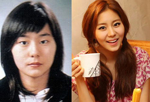UEE của After School.