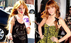Style quyến rũ của sao teen Bella Thorne