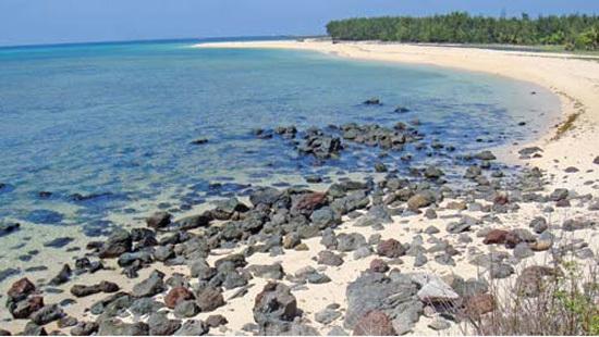 Đảo Phú Quý hoang sơ.