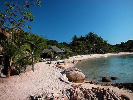 Whale Island Resort, Nha Trang.