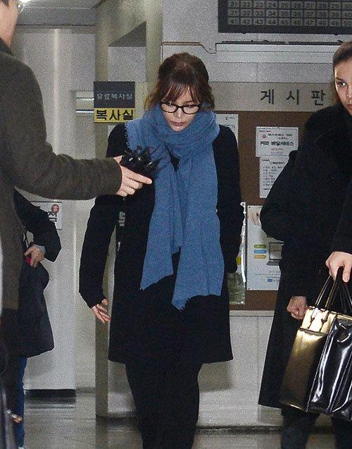 Nữ diễn viên xứ Hàn chia sẻ, để sự việc này xảy ra, cô thấy có lỗi với người hâm mộ vì khiến họ lo lắng.