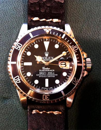 Rolex và Cartier đã bắt tay cho ra đời bộ đôi đồng hồ Double Red Sea Dweller và Submariner bày bán ở cửa hàng Fifth Avenue ở New York (Mỹ). Phiên bản Submariner đắt hơn, có giá 100.000 USD.