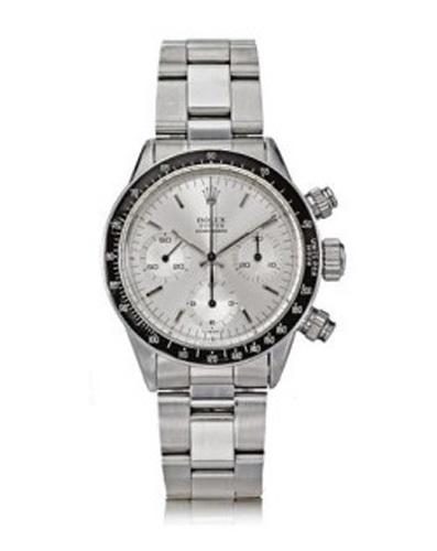 Đồng hồ Rolex Daytona 1971 mà Eric Clapton từng đeo có giá 505.000 USD.