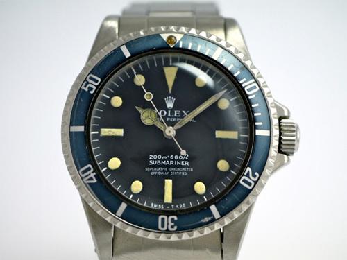 Rolex Submariner năm 1967 từng được diễn viên Steve McQueen đeo và giá trị của nó là 234.000 USD.