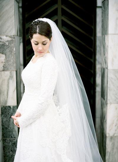Những chú ý trước khi đi chọn váy cưới