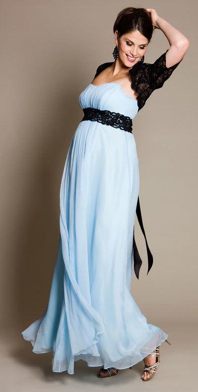 Bí quyết chọn váy cưới đẹp lung linh cho những cô dâu mang bầu 4