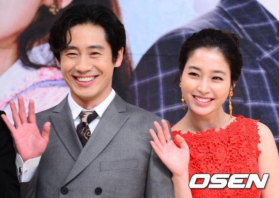 Bạn diễn của Lee Min Jung, diễn viên Shin Ha Hyun.