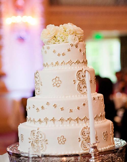 Họa tiết trên bánh chính là điểm nổi bật.
