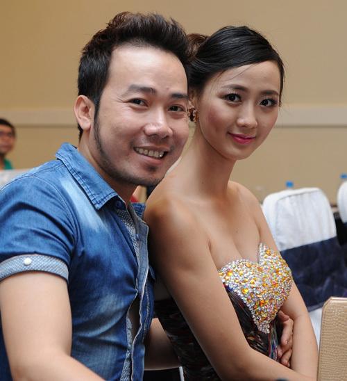 Trịnh Thu Thảo - cô gái từng vào top 10 Miss Ngôi Sao 2012.