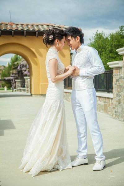 Đan Trường đã ở San Jose để cùng vợ chuẩn bị cho đám cưới vào ngày 20/4.