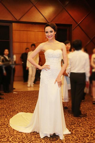 Nhân vật chính của event này là Hoa hậu Du lịch Việt Nam 2008 Ngọc Diễm.