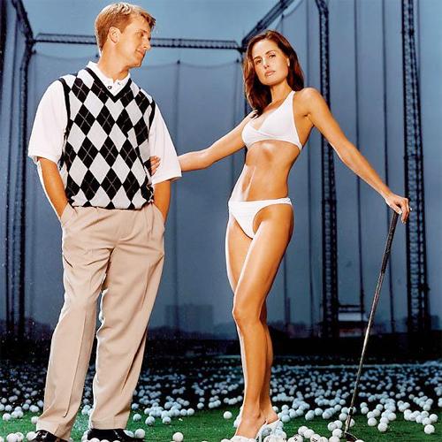 Tay golf 46 tuổi người Mỹ có cuộc hôn nhân hạnh phúc bên cô vợ Sonya và hai đứa con.