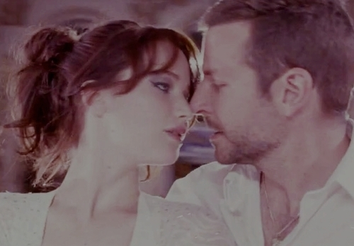 Bradley và Jennifer trong phim