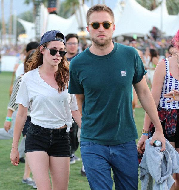"""Từ khi hẹn hò năm 2009, cặp đôi """"Chạng vạng"""" luôn giữ kín chuyện tình cảm của họ. Đặc biệt sau lần Kristen lừa dối bạn trai để hẹn hò vụng trộm với đạo diễn Rupert Sanders hè năm ngoái"""