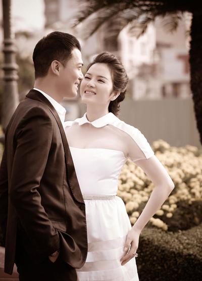 Sau bộ ảnh ở nhà thờ Đức Bà, Lý Nhã Kỳ và nam diễn viên Hong Kong