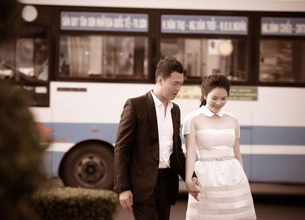 Lý Nhã Kỳ chia sẻ, Tạ Thiên Hoa đã dành rất nhiều tình cảm quý mến dành cho cô trong lần sang TP HCM dự khai trương showroom thời trang của cô.