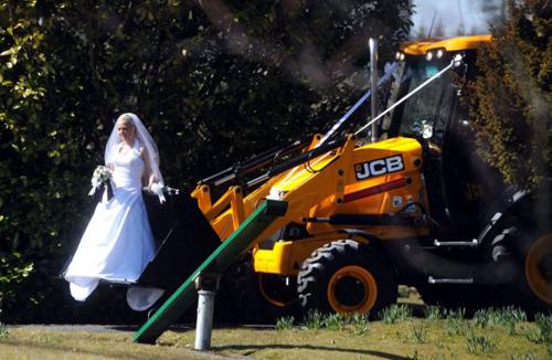 Đám cưới của họ diễn ra
