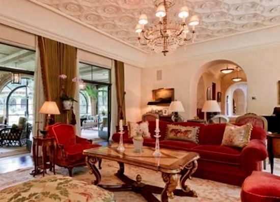Biệt thự nằm ở Beverly Hills, California phong cách Địa Trung Hải