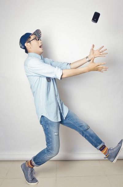 Sắp tới, anh sẽ dàn dựng bài nhảy cho ca sĩ Thu Thủy khi làm khách mời 'Bước nhảy hoàn vũ'.