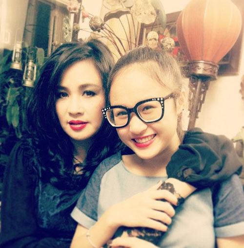 Hình ảnh xinh xắn, đáng yêu của con gái thứ 2 của diva Thanh Lam khiến cộng đồng mạng