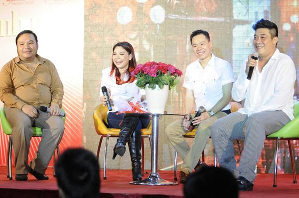 Nhạc sĩ Nguyễn Hà, Thanh Thảo, nhà báo Trung Nghĩa và đạo diễn Trần Vi Mỹ cùng nhau nói về những khó khăn họ gặp phải trong cuộc sống lẫn công việc khi còn trẻ, lẫn chia sẻ cách để đương đầu và vượt qua.